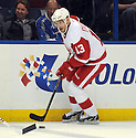 Detroit Red Wings Pavel Datsyuk (13)