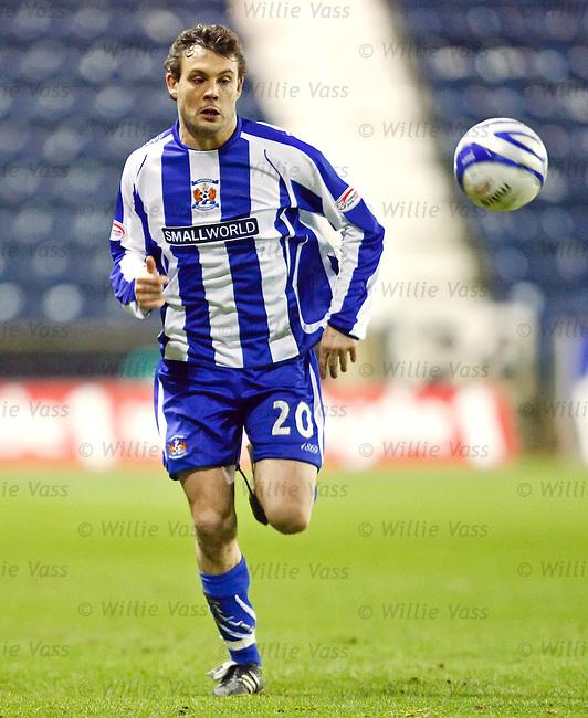 David Fernandez, Kilmarnock