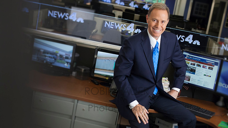 Jim Handly, Anchor News4 Washington
