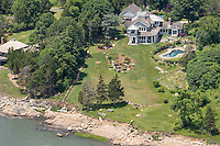 137 West Lane Guilford CT | Aerial Photos June 2014