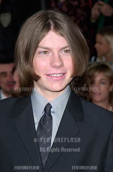 Actor PATRICK FUGIT at the 7th Annual Screen Actors Guild Awards in Los Angeles..11MAR2001.   © Paul Smith/Featureflash