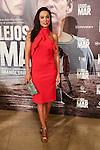Eva Marciel during the premiere of Lejos del Mar flim at Palafox cinema. August 30, 2016. (ALTERPHOTOS/Rodrigo Jimenez)