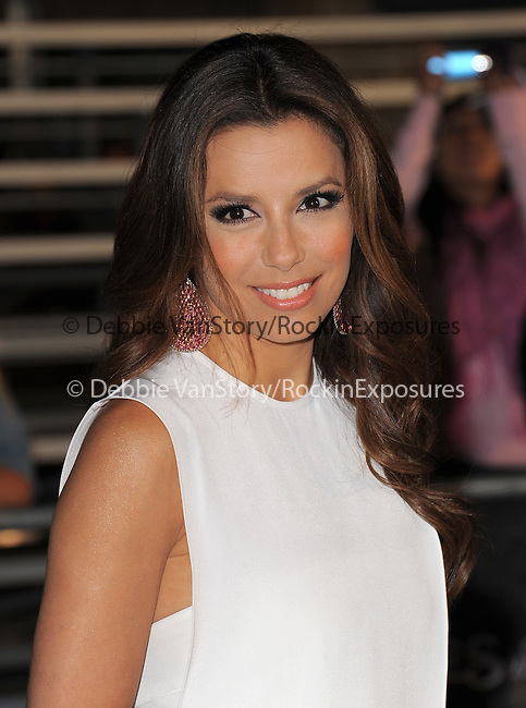 Eva Longoria at Walt Disney Pictures Premiere of Pirates of the Caribbean : On Stranger Tides held at Disneyland in Anaheim, California on May 07,2011                                                                               © 2011 Hollywood Press Agency