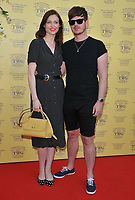 Sophie Ellis-Bextor and Richard Jones at the TWG Tea London gala flagship store launch party, TWG Tea Salon &amp; Boutique, Leicester Square, London, England, UK, on Monday 02 July 2018.<br /> CAP/CAN<br /> &copy;CAN/Capital Pictures