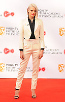 Wallis Day at the Virgin TV British Academy (BAFTA) Television Awards 2018, Royal Festival Hall, Belvedere Road, London, England, UK, on Sunday 13 May 2018.<br /> CAP/CAN<br /> &copy;CAN/Capital Pictures