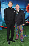 """Craig Ferguson and the First Minister of Scotland Alex Salmond at the World Premiere of Disney Pixar's """" Brave """" at the grand opening of the Dolby Theatre Los Angeles, CA. June 18, 2012"""