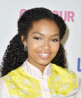 BEVERLY HILLS, CA - SEPTEMBER 17: Yara Shahidi attends the 5th Annual Women Making History Brunch at the Montage Beverly Hotel on September 17, 2016 in Hollywood, CA. Credit: Koi Sojer/Snap'N U Photos/MediaPunch