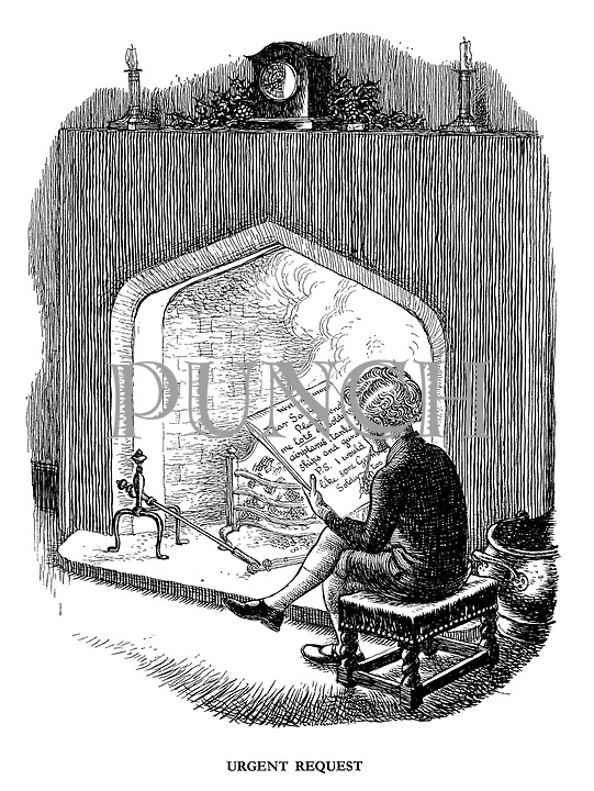 Cartoons About The Cold War From Punch