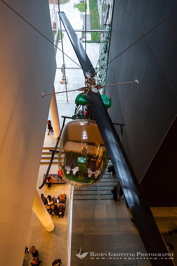 US, New York City. The Museum of Modern Art (MoMA).