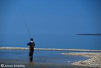Fishing steelhead