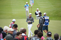 Rory McIlroy (NIR) on the 5th during Round Two of the 100th Open de France, played at Le Golf National, Guyancourt, Paris, France. 01/07/2016. Picture: David Lloyd | Golffile.<br /> <br /> All photos usage must carry mandatory copyright credit (&copy; Golffile | David Lloyd)