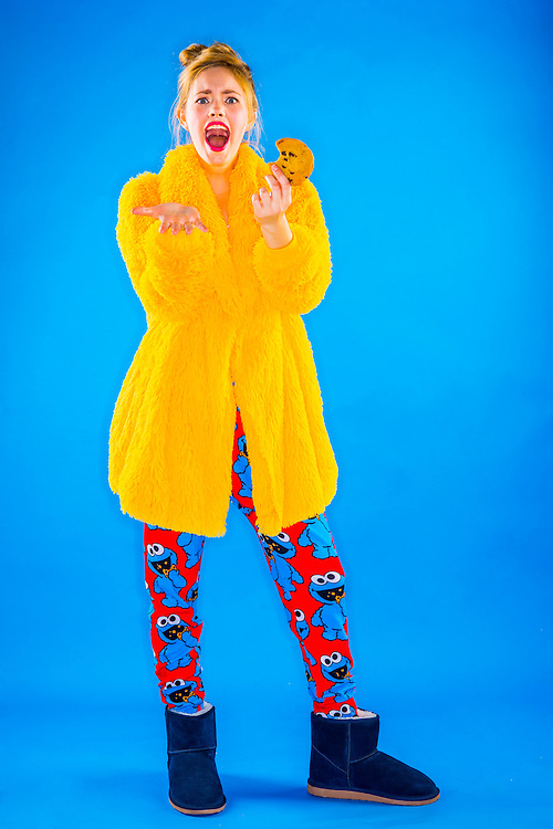 Sunday Mail Fashion, PJ's. Louisa Stocco, Photo: Nick Clayton