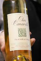 Clos Canarelli, Vin de Table de France, Corsica wine, France