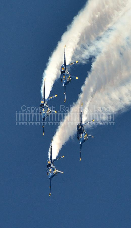 US Navy Blue Angels.  Naval Air Facility El Centro, CA 11 Mar 17.