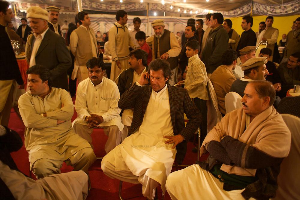 Imran Khan in Pakistan | Tom Pietrasik Photography & Video