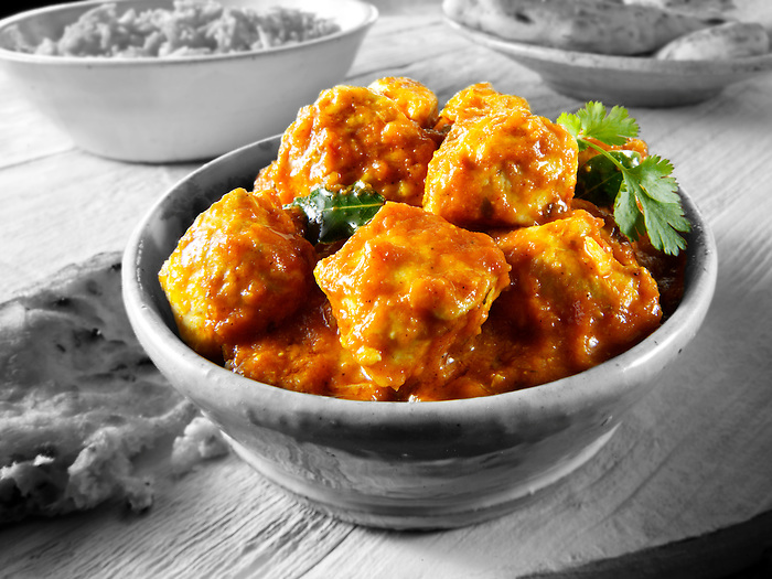 Chicken Madras curry - Indian  food stock pictures, photos fotos & images