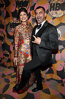 05 January 2020 - Beverly Hills, California - Pooja Batra and Nawab Shah. 2020 HBO Golden Globe Awards After Party held at Circa 55 Restaurant in the Beverly Hilton Hotel. Photo Credit: FS/AdMedia