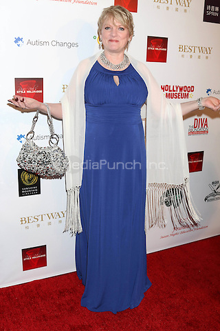 HOLLYWOOD, CA - FEBRUARY 26: Alison Arngrim at the Style Hollywood Oscar Viewing Party at the Hollywood Museum in Hollywood, California on February 26, 2017. Credit: David Edwards/MediaPunch