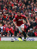 Pictured: Robin van Persie.<br />