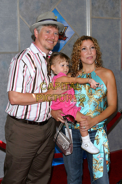 "24 July 2005 - Hollywood, CA - Dave Foley and Family. World premiere of ""Sky High"" held at The El Capitan Theatre..Photo credit: Jacqui Wong/AdMedia"