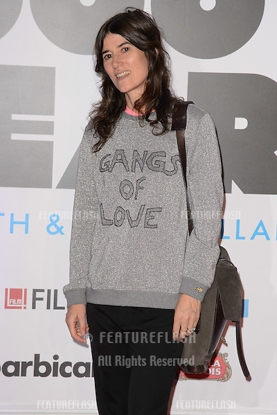 "Bella Freud arrives for the ""20,000 Days on Earth"" Gala Screening at the Barbican Centre, London. 17/09/2014 Picture by: Steve Vas / Featureflash"