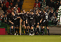 26/11/2005         Copyright Pic : James Stewart.File Name : sct_jspa04 celtic v dunfermline.GREG ROSS CELEBRATES AFTER HE SCORES DUNFERMLINE'S FIRST.......Payments to :.James Stewart Photo Agency 19 Carronlea Drive, Falkirk. FK2 8DN      Vat Reg No. 607 6932 25.Office     : +44 (0)1324 570906     .Mobile   : +44 (0)7721 416997.Fax         : +44 (0)1324 570906.E-mail  :  jim@jspa.co.uk.If you require further information then contact Jim Stewart on any of the numbers above.........