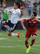 Soccer: Springdale at Har-Ber April 14, 2015