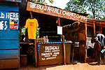 The Bujagali Chapati Company sits along the Nile River in Bujagali, Uganda and serves some of the best chapati anywhere around.