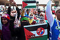 Solidarity Save Jerusalem protests in Malaysia