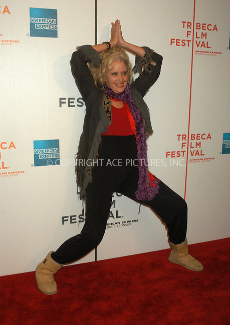 WWW.ACEPIXS.COM . . . . .  ....NEW YORK, APRIL 24, 2005....Sally Kirkland at the screening of 'Transamerica' held at Stuyvesant High School as a part of the Tribeca Film Festival.....Please byline: KRISTIN CALLAHAN - ACE PICTURES.. *** ***  ..Ace Pictures, Inc:  ..Craig Ashby (212) 243-8787..e-mail: picturedesk@acepixs.com..web: http://www.acepixs.com