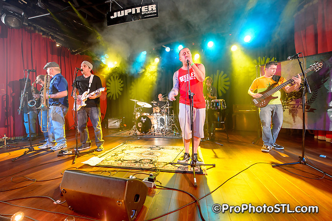 Unifyah in concert at Jumpin' Jupiter in Maplewood, MO on April 20, 2012.