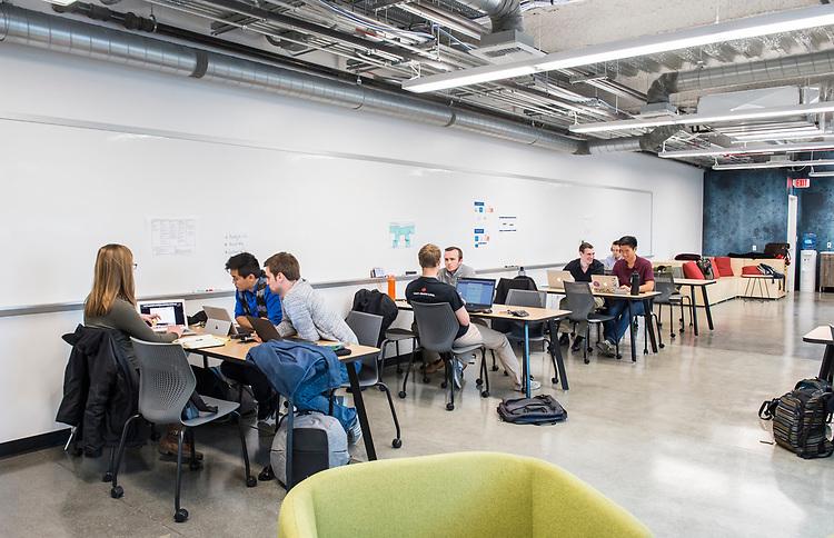 Wilcox new venture incubator-accelerator at Mosher Alumni House