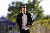 San Jose, CA - Saturday October 06, 2018: JT Marcinkowski prior to a Major League Soccer (MLS) match between the San Jose Earthquakes and the New York Red Bulls at Avaya Stadium.