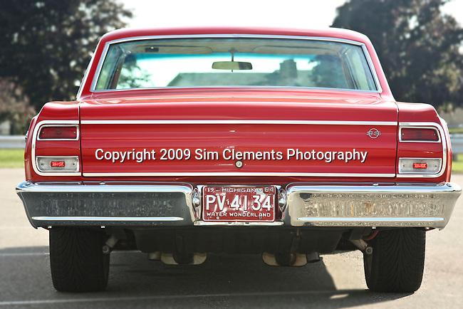 1964 Chevelle Malibu -SS clone