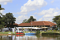 General view Clubhouse area from 13th tee during the third round of the of the Barclays Kenya Open played at Muthaiga Golf Club, Nairobi,  23-26 March 2017 (Picture Credit / Phil Inglis) 25/03/2017<br /> Picture: Golffile | Phil Inglis<br /> <br /> <br /> All photo usage must carry mandatory copyright credit (© Golffile | Phil Inglis)