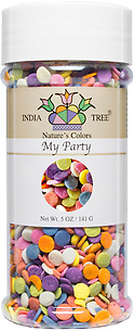 10902 Nature's Colors My Party, Tall Jar 5 oz, India Tree Storefront