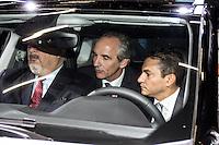 SAO PAULO, SP - 10.11.2016 - SAL&Atilde;O-AUTOM&Oacute;VEL - O Ministro da Ind&uacute;stria, Com&eacute;rcio Exterior e Servi&ccedil;os, Marcos Pereira, acompanhado do governador do Estado de S&atilde;o Paulo em exerc&iacute;cio, M&aacute;rcio Fran&ccedil;a, visitam o Sal&atilde;o Internacional do Autom&oacute;vel em S&atilde;o Paulo no expo Imigrantes na regi&atilde;o sul da cidade de S&atilde;o Paulo  nesta quinta-feira,10. <br /> (Foto: Fabricio Bomjardim / Brazil Photo Press)