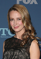 04 January 2018 - Pasadena, California - Amy Acker. 2018 Winter TCA Tour - FOX All-Star Party held at The Langham Huntington Hotel. <br /> CAP/ADM/FS<br /> &copy;FS/ADM/Capital Pictures