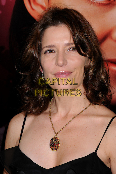 "MELORA WALTERS .HBO's ""Big Love"" 3rd Season Premiere at the Cinerama Dome, Hollywood, California, USA..January 14th, 2009.headshot portrait gold necklace .CAP/ADM/BP.©Byron Purvis/AdMedia/Capital Pictures."