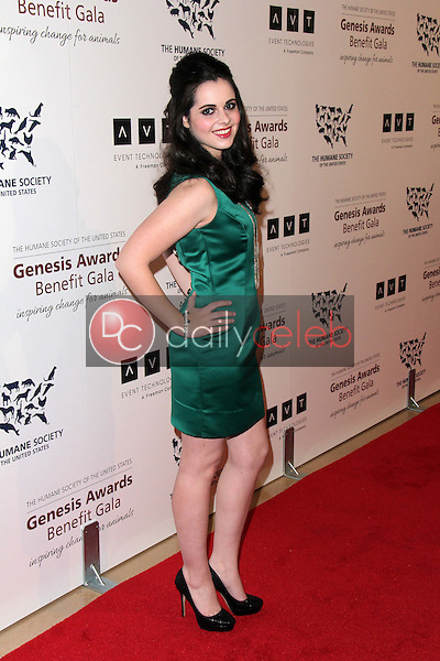 Vanessa Marano<br />