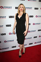 """LOS ANGELES, CA- Courtney Love, At 2017 Outfest Los Angeles LGBT Film Festival - Closing Night Gala Screening Of """"Freak Show"""" at The Theatre at Ace Hotel, California on July 16, 2017. Credit: Faye Sadou/MediaPunch"""