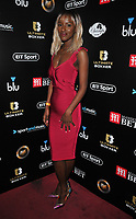 Sarah Mulindwa at the Ultimate Boxxer III professional boxing tournament, indigO2 at The O2, Millennium Way, Greenwich, London, England, UK, on Friday 10th May 2019.<br /> CAP/CAN<br /> &copy;CAN/Capital Pictures