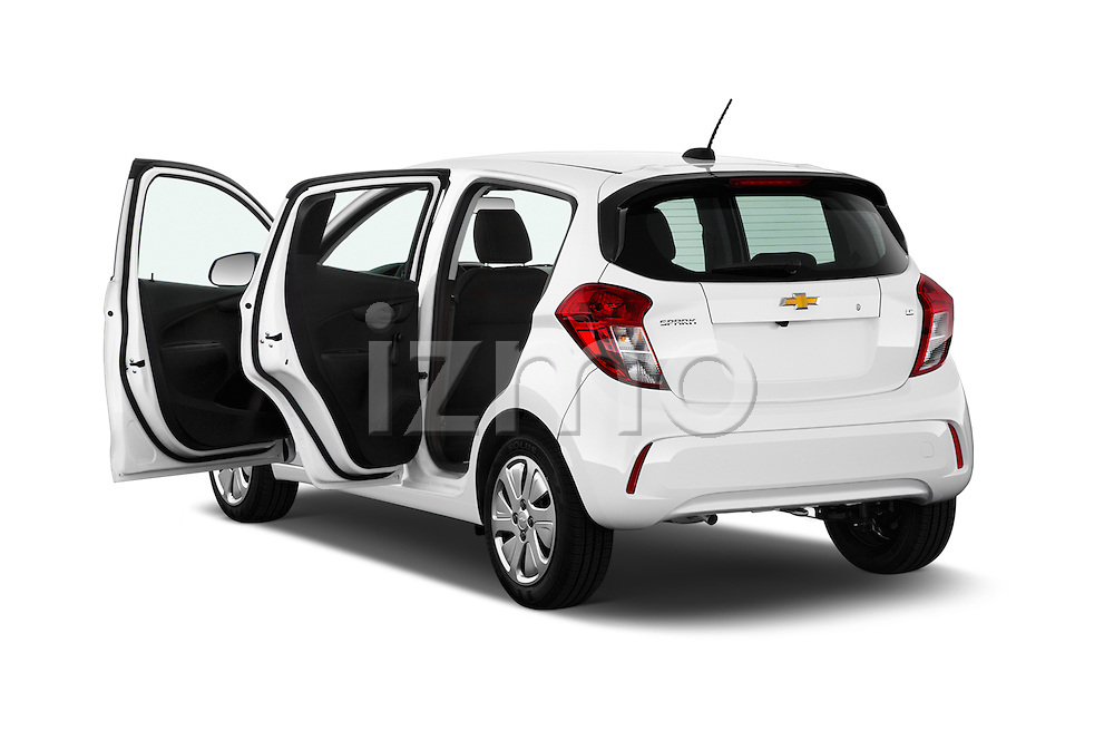 Car images of 2016 Chevrolet Spark LS Manual 1SA 5 Door Hatchback Doors