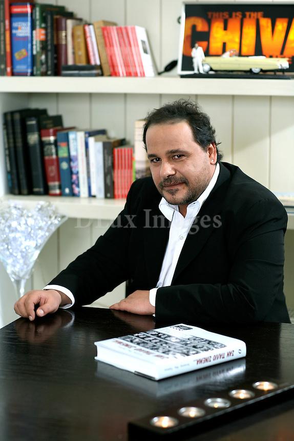 portrait of Alexandros Rigas