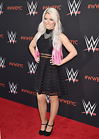 NORTH HOLLYWOOD, CA - JUNE 06: Alexa Bliss attends WWE's first-ever Emmy 'For Your Consideration' event at Saban Media Center on June 6, 2018 in North Hollywood, California.<br /> CAP/ROT/TM<br /> &copy;TM/ROT/Capital Pictures