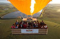 20140429 Hot Air Balloon Gold Coast