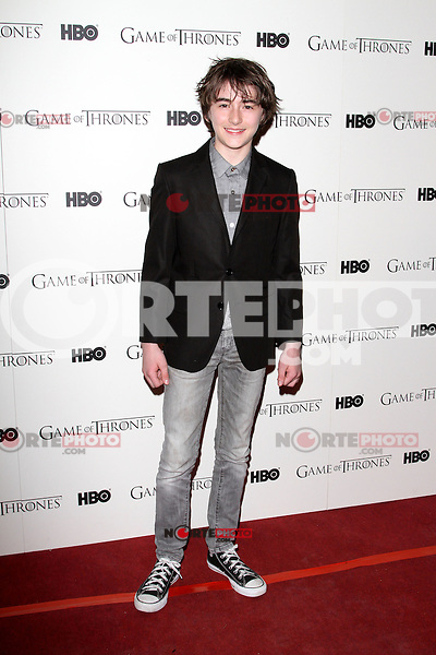 London - Launch Party for release of Season One DVD of 'Game Of Thrones' at Old Vic Tunnels, London - February 29th 2012....Photo by Jill Mayhew