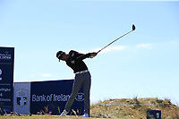 Soomin Lee (KOR) tees off the 2nd tee during Friday's Round 2 of the 2018 Dubai Duty Free Irish Open, held at Ballyliffin Golf Club, Ireland. 6th July 2018.<br /> Picture: Eoin Clarke | Golffile<br /> <br /> <br /> All photos usage must carry mandatory copyright credit (&copy; Golffile | Eoin Clarke)