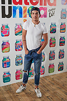 iOscar Casas attends to Nutella presentation at Luchana Theatre in Madrid, Spain. September 05, 2018. (ALTERPHOTOS/A. Perez Meca) /NortePhoto.com NORTEPHOTO.COM