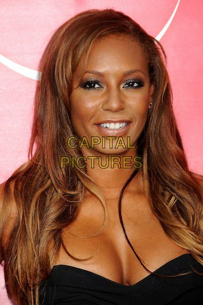 MELANIE BROWN aka MEL B.NBC Universal's TCA Summer Party 2010 held at The Beverly Hilton Hotel, Beverly Hills, California, USA, .30th July 2010..portrait headshot strapless black .CAP/ADM/BP.©Byron Purvis/AdMedia/Capital Pictures.